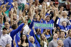 Enjoy the ride, FGCU alums. You've been such a miracle this tourney that I'm not even going to mention the fact that your school was founded in 1997. Oh, shit...