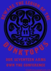 legion of dunktopus