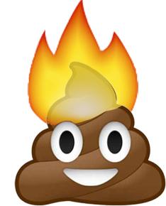 TCU-Poop on FIRE
