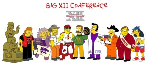 Googling Big 12 Conference brought up this gem. I'm personally super happy we ended up as Otto.